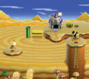 World 2 (New Super Mario Bros. Wii)