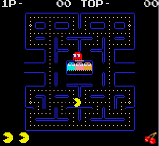 play pacman online free no download full screen
