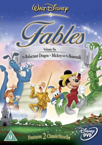 Disney Fabulas Volumen Seis [LATINO][DVD5]