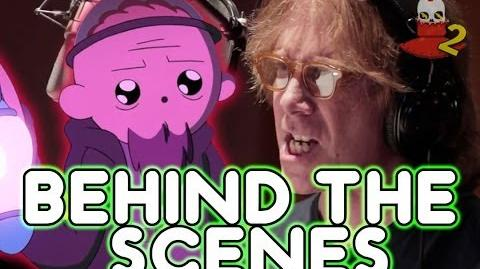 Sassy Moments Aeon Worm - Behind the Scenes of Bravest Warriors on CartoonHangover2