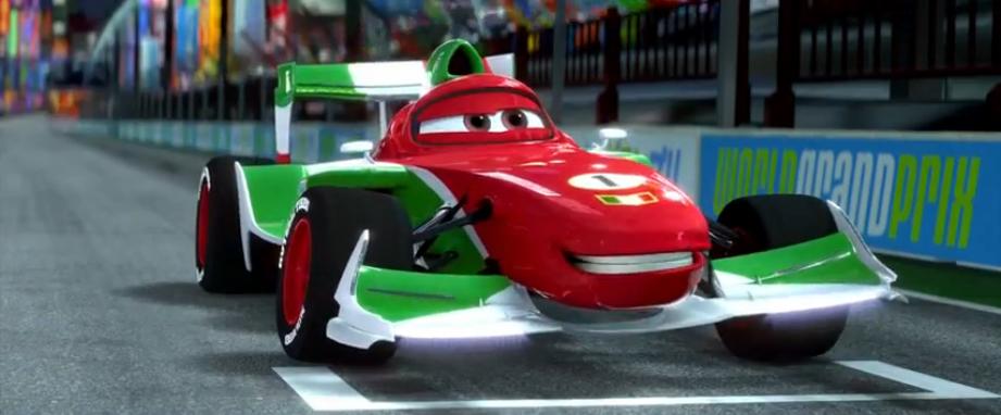 Francesco Race Car