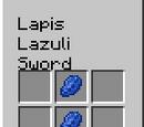 Lapis Lazuli Sword