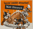 Walt Disney's Thanksgiving Day Mirthquakes