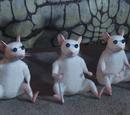 Trzy ślepe myszy (Shrek)