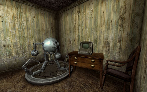 fallout how to fix mr handy