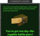 Daily gifts