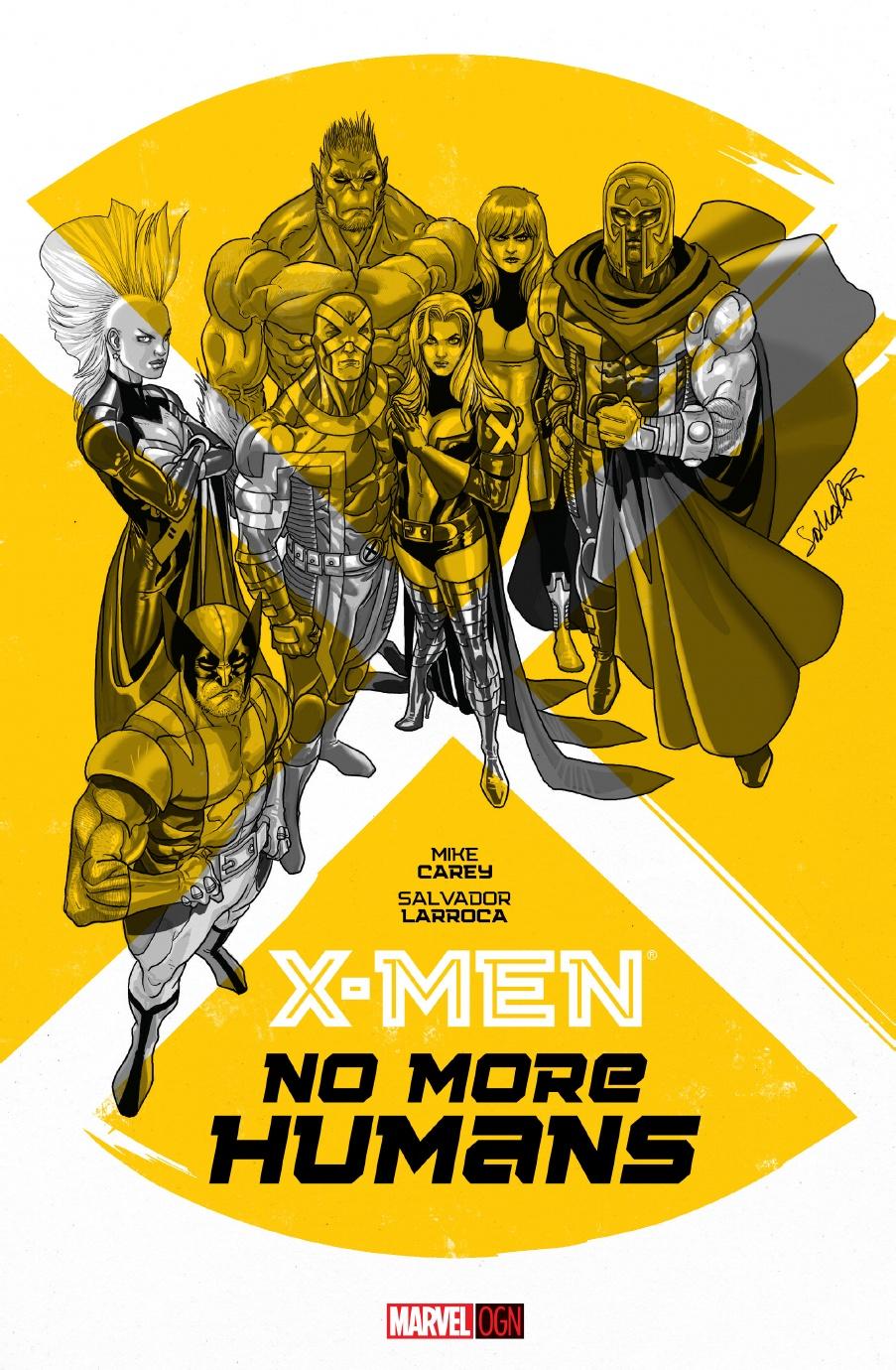 [Comics] Siguen las adquisiciones 2015 - Página 27 X-Men_No_More_Humans_Vol_1_1