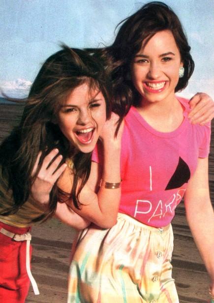 Selena Gomez Demi Lovato Heart Lyrics