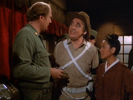 sitcoms---mash wikia com Fast Freddie Nichols is a character