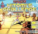 Hitomi's Challenge
