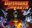 DYNAMITE COMICS: Defenders of the Earth