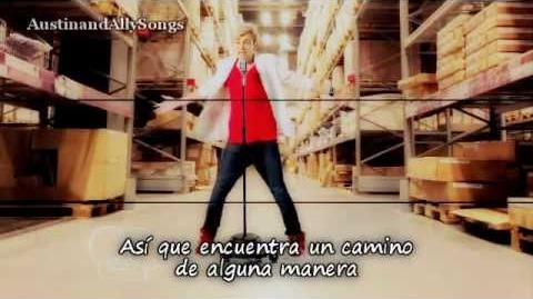Austin & Ally - Break Down The Walls - (Traducida en Español)