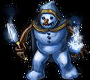 Azure Snowman