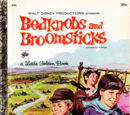 Bedknobs and Broomsticks (Little Golden Book)