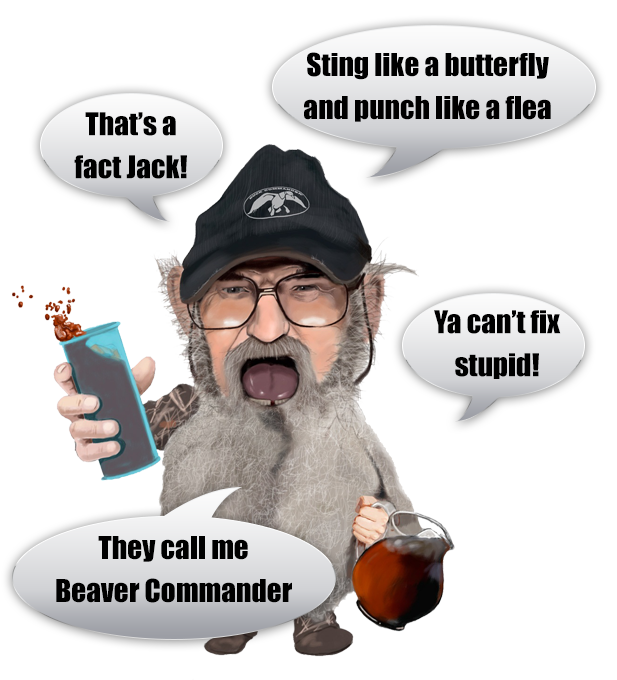 Uncle Si Funny Quotes