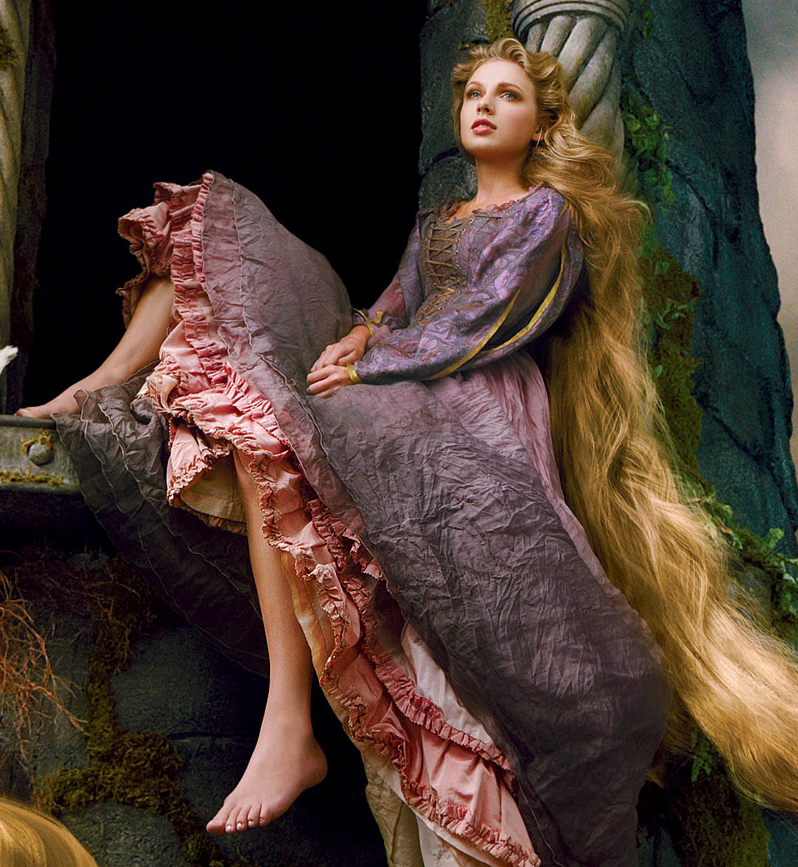 File:Taylor Swift Rapunzel.png - Once Upon a Time Wiki