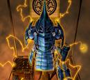 Armure de Rapidité Divine
