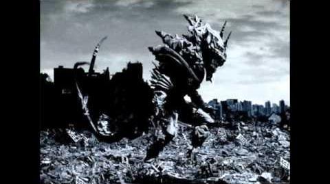 Monster X Roars