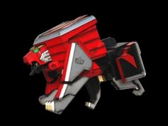 Lion Folding Zord - Power Rangers Fanon Wiki