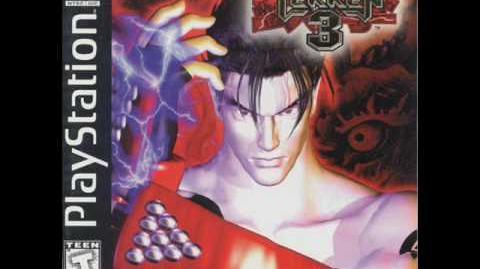 Battle against The Tekken Forces