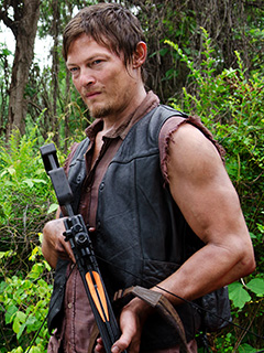 Who will be your partner during an alien invasion? (Pick a number 1-6 before looking.) Walking_dead_tv_daryl