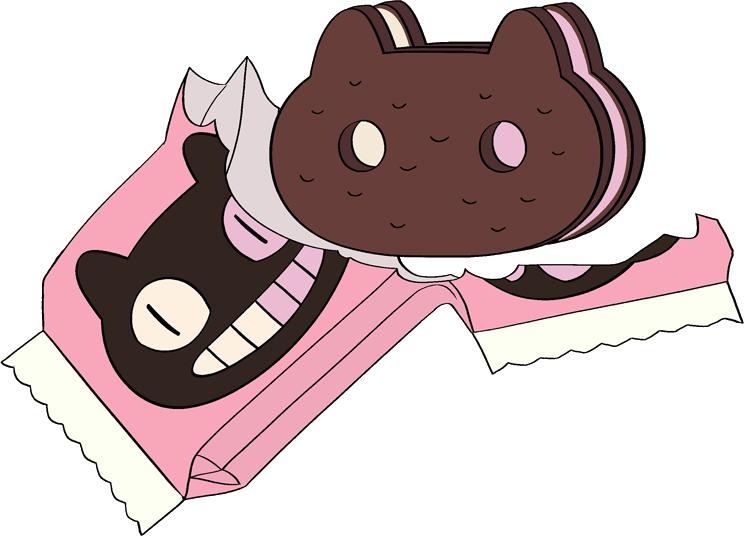 Sandwich Kookie