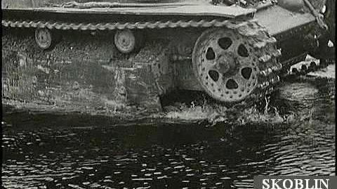 1941 Soviet T-28 Medium Tank