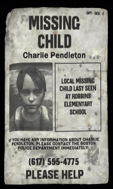 how to find a missing child