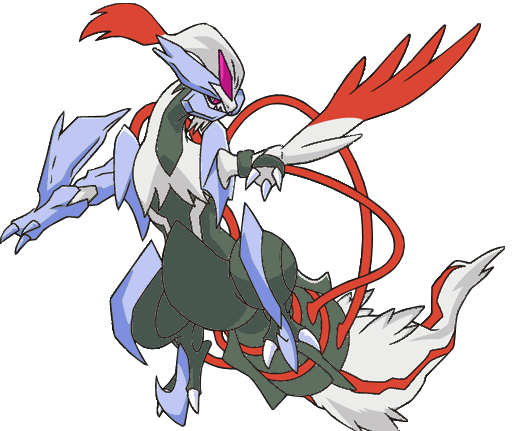 Image 646 Kyurem White Activated Bw Shiny Png