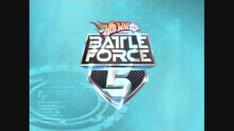 The-buster-ZX/Hot Wheels Battle Force 5 Soundtrack