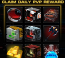 Daily PVP Reward