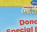 Donald's Special Delivery (book)
