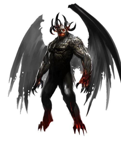 List of Demons - Realm of Midgard Wiki