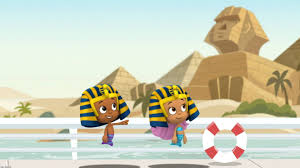 Bubble Guppies Only The Sphinx Nose | Olivero
