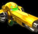 Gold Aero-Cannon