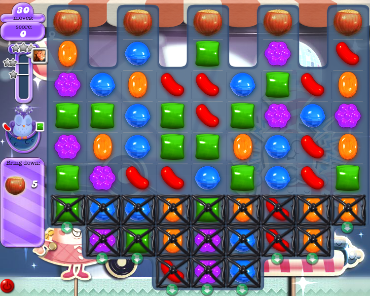 Candy Crush Saga 17