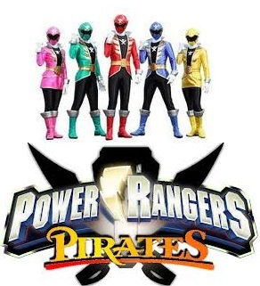 pirate power rangers coloring pages - photo#35