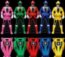 Legendary Ranger Keys