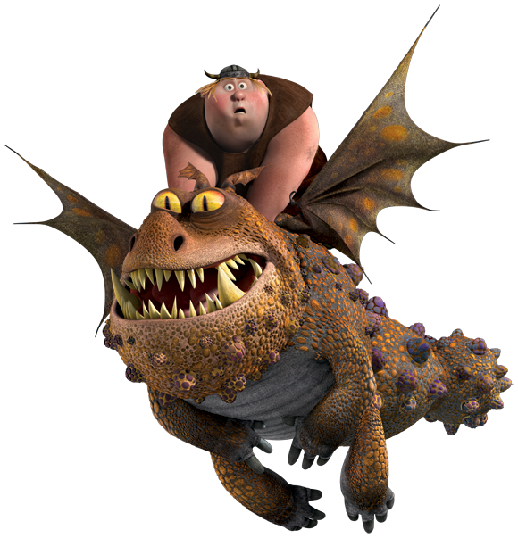 name of the dragon in how to train your dragon
