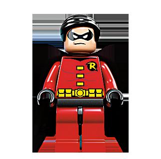 Robin - LEGO Bludhaven Wiki