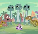 Dino-pets