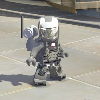 War Machine - LEGO Marvel Superheroes Wiki
