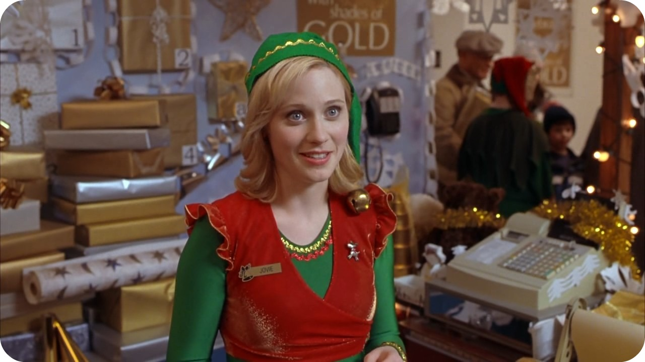 Girl that played elf the movie the  nude download