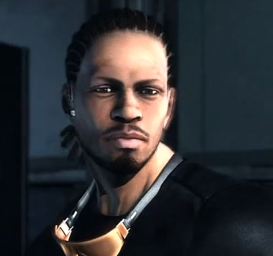 Kevin Washington The Metal Gear Wiki Metal Gear Solid