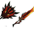 Fire Axe (MH4)