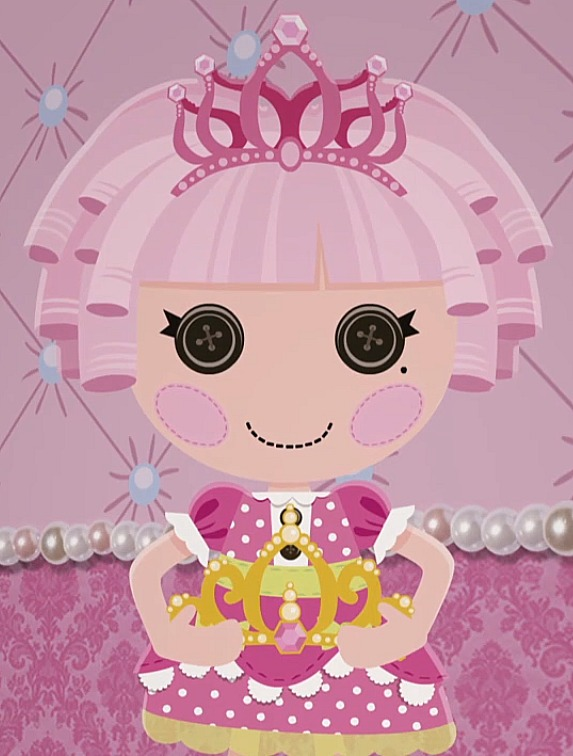 Jewel sparkles animation lalaloopsy land wiki for Lalaloopsy jewel sparkle coloring pages