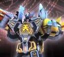 SkyStrike Megazord