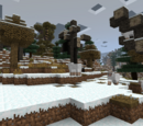 Snowy Dead Forest
