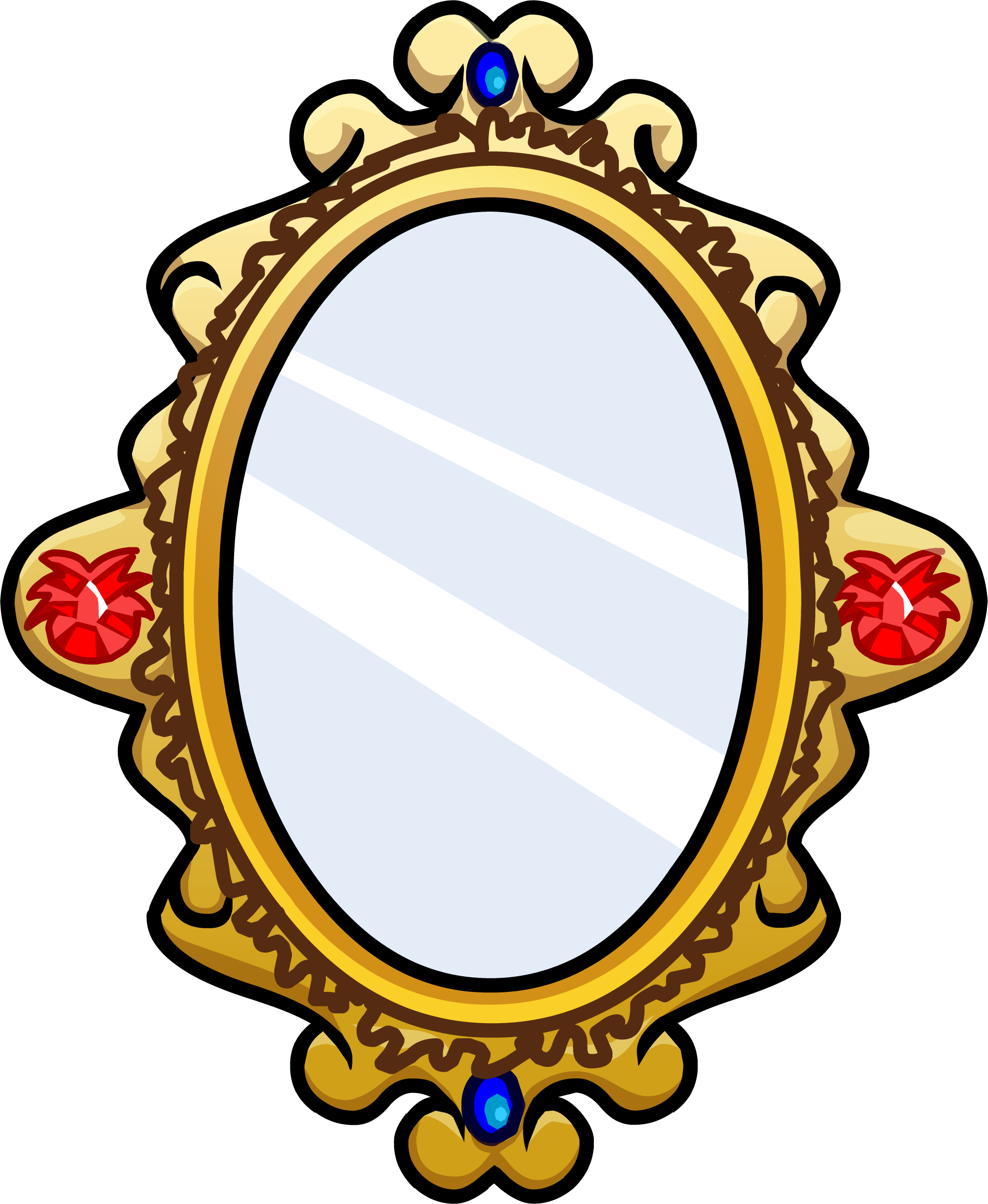Ornate Mirror Club Penguin Wiki The Free Editable