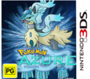 Pokemon Crimson and Azure Versions